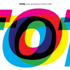 New Order : Total: From Joy Division to New Order CD (2011) ***NEW***