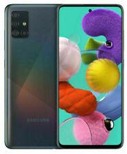 Samsung Galaxy A51 SM-A515F Smartphone 128GB prism crush Black / Schwarz Neu OVP
