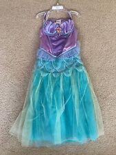 NwoT Disney Store Ariel Little Mermaid Costume Girls 5/6