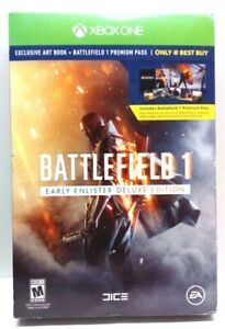 Battlefield 1 Early Enlister Deluxe Collector's Edition Xbox One
