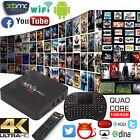 KODI PRO 4K S905 Smart TV Box Quad Core Android 5.1 1G 8G Fully Loaded+Keyboard