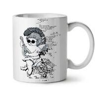 Angel Rock Song Music NEW White Tea Coffee Mug 11 oz | Wellcoda