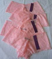 Lot de 4 Shorty femme sous vêtement culottes sans élastique taille M neuf