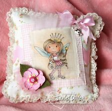 Tooth Fairy U get photo # 2  L@@K@ examples Paper Nest Dolls Rubber Stamps