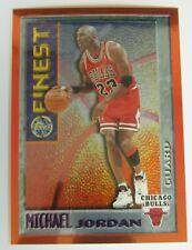 1995-96 Topps Mystery Finest #M1 Michael Jordan GOAT HOF KR023
