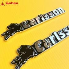 OEM New Carlsson Sport Badges Logo Emblem Nameplate for Any Mercedes Benz