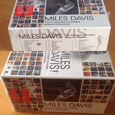 Miles Davis ‎– The Complete Columbia Album Collection  70 CD  + 1 DVD  SIGILLATO