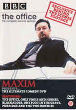 Maxim Ultimate Comedy (DVD, 2002) The Office E2 and more NEW SEALED Promo Copy