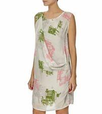 BOLONGARO TREVOR Lambeth drapiert Minikleid Größe M 10-12 UK NEU mit Etikett