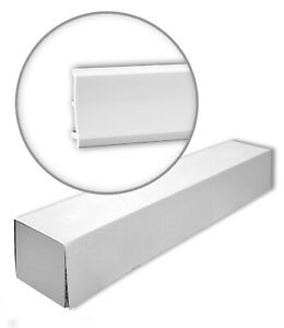 Profhome 653104 Skirting 1 Box 6 pieces | 12 m