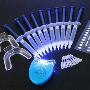 Dental Zahnweiß-Kit 44% Carbamidperoxid Bleaching-System Oral Gel NEU_