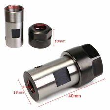 ER16 Motor shaft Collet Chuck 8mm Toolholder Extension Rod Holder CNC Milling