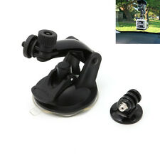 Suction Cup Mount Tripod Adapter Camera Accessories For Gopro Hero 4/3/2/HD New