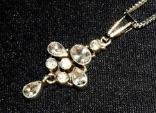 Gioielli di lusso in argento con topazio topazio