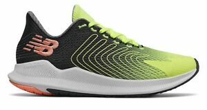 New Balance Men's FuelCell Propel Shoes Green with Black & Pink