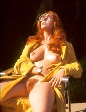 1970-1979 VINTAGE PINUP  color glamour classic photo (Celebrities)