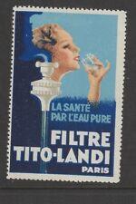 Poster Stamp France Drink Design