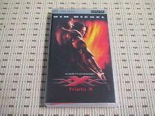 Triple X XXX Film UMD für Sony PSP *OVP*