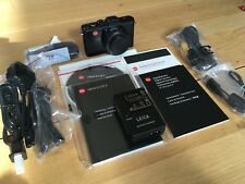 Leica D-Lux 6 E-B Compact Camera - ST33223