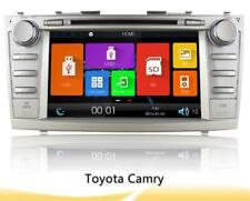 """For Toyota Camry Aurion Navigation car DVD GPS player Radio Stereo BT TV 8""""HD"""
