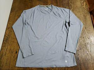 Womens Smartwool Merino Wool Long Sleeve Crewneck Shirt XL