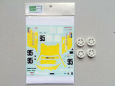 1/24 Honda CIVIC EG6 SPOON SPORT N. Group '95 Decal & transkit Hasegawa JDM