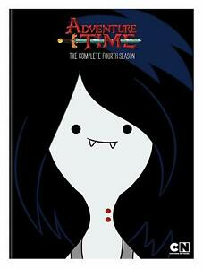 Adventure Time - The Complete Fourth Season DVD
