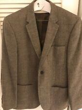 NWOT English Laundry Wool Light Brown Blazer 40R