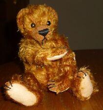 29 cm Sammlerstück beweglich CLEMENS Teddy mit Brummstimme * ca