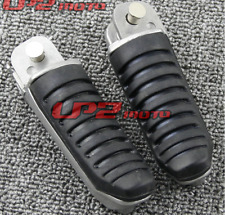 Front Foot Pegs Footrest Foot Peg For Suzuki GSXR1100 1989-1998