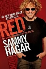 Red: My Uncensored Life in Rock by Sammy Hagar: Used