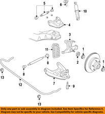 GM OEM Front Suspension-Coil Spring 15058106