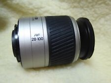 Minolta AF 28-100mm F3.5-5.6 D A-mount lens (Fits Sony Alpha)