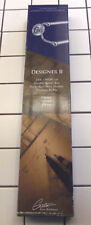 "GATCO DESIGNER II 24"" DOUBLE CHROME TOWEL BAR # 5375 NEW IN BOX"