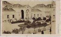 -les-bains Ain Savoia Casinò CDV Demay Vintage Albumina Ca 1860