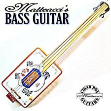 Contrabbasso elettrico electric double Bass Leone Torino by Robert Matteacci