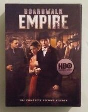 hbo  BOARDWALK EMPIRE the complete second season two 2   DVD NEW factory sealed
