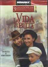 DVD - La Vida Es Bella NEW Vincenzo Cerami FAST SHIPPING !