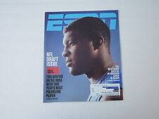 ESPN Magazine 4/27/15 NFL Draft Issue, James Winston & Jason Rabedeaux