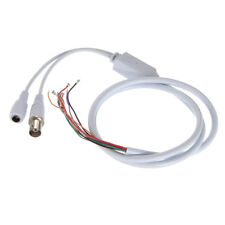 1M DC Power+ OSD BNC 11Pin Wire Connector Female Cable for CCTV Security Camera
