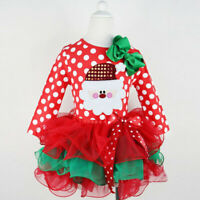 Costume Girls Dress Fancy Tulle Clothes Princess Outfits Kids Baby Long Sleeve