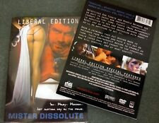 Mister Dissolute NEW DVD - indie erotic drama - Enzo Sciotti art - Teri Weigel