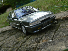 renault 21 r21 turbo phase 1 grise 1/18 1:18 otto ottomobile ottomodels boxed