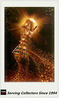 #2 World Cup Trophy 2010 Panini World Cup Soccer Trading Card