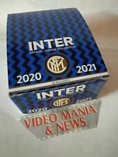 INTER BOX 50 BUSTINE FIGURINE STICKERS  2020/2021**OFFICIAL COLLECTION