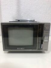 Sony Trinitron Colour TV Model No. KV-6000BE