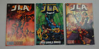 justice league of america 3 Graphic Novel (new World Order,terror Incognita,
