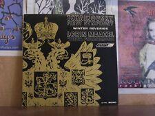 TCHAIKOVSKY 1ST SYMPHONY, MAAZEL - LONDON LP CM 9426