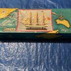 Vintage Very Rare New Constructo U-608 Galatea Solid Wood Hull Ship Model Kit