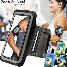 Sports Running Jogging Gym Armband Case Cover Pouch Holder For Apple, Samsung